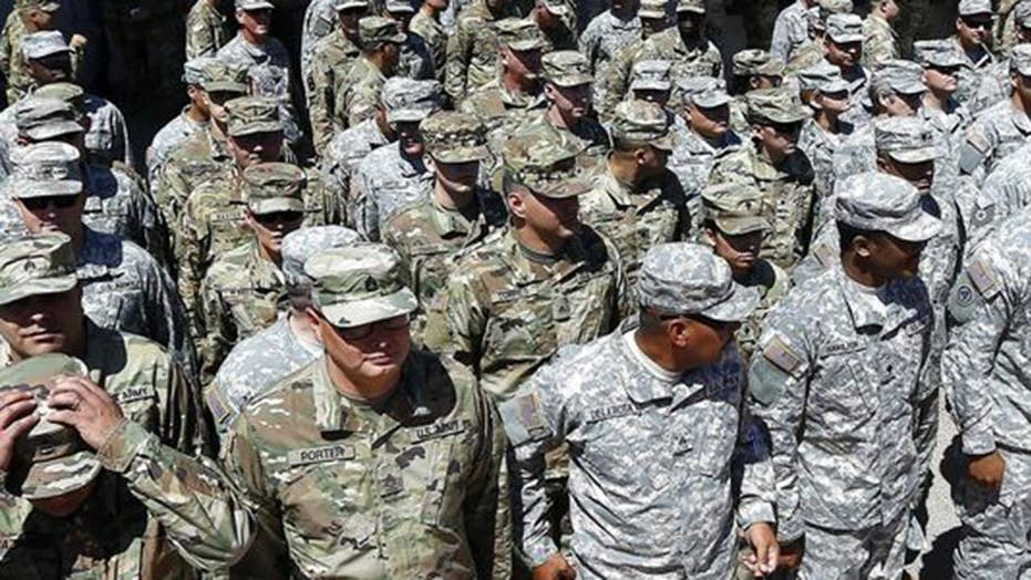 Pentagon to send 5,2000 troops to southern border