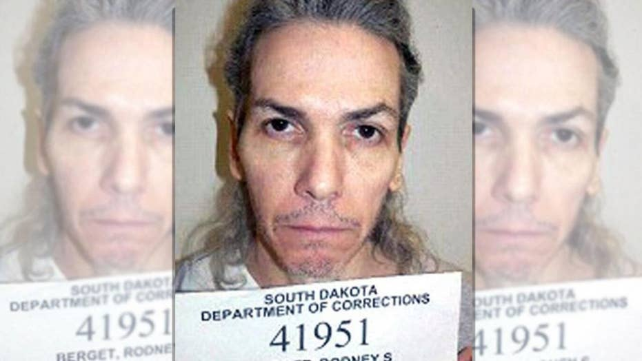 South Dakota inmate cracks traffic joke before execution