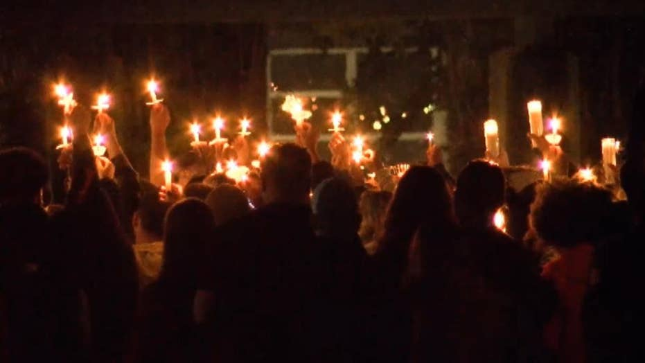 Vigil for student killed in North Carolina school shooting