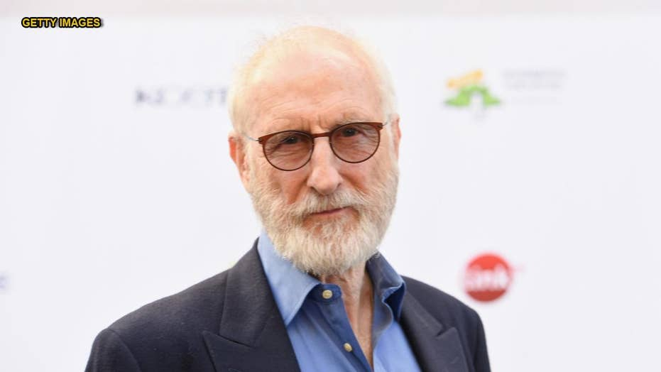 Actor James Cromwell warns of 'blood in the streets'