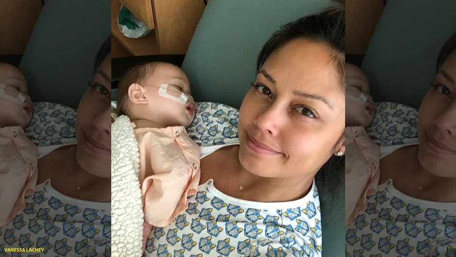 Vanessa Lachey on the disease that hospitalized her son