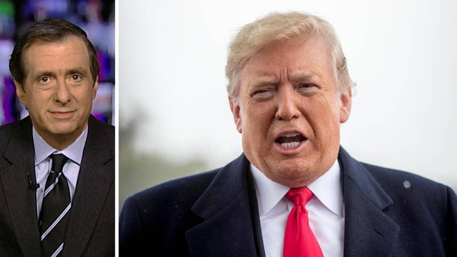 Kurtz: President, like Obama, vows executive order on immigration