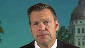Kris Kobach on key issues for Kansas voters