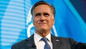 Mitt Romney leading race for senator in Utah