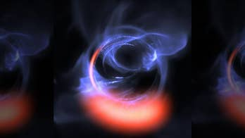 Supermassive black hole found at center of the Milky Way