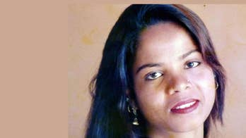 Asia Bibi's whereabouts shrouded in secrecy over fears for her safety