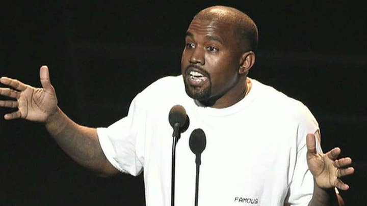 Kanye West stepping away from politics