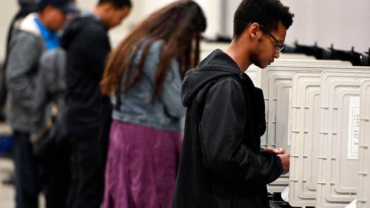 Fox News polls show toss-ups in key Senate races