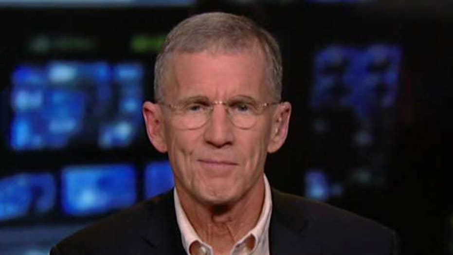 Gen. Stanley McChrystal on what makes effective leaders