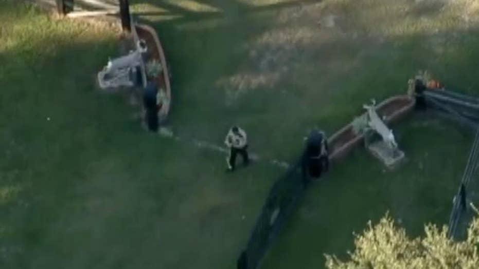 Police investigate multiple deaths in rural Georgia