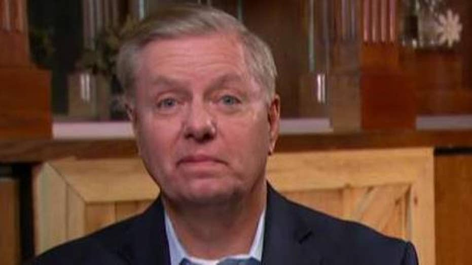 Graham: Kavanaugh and the caravan have united Republicans