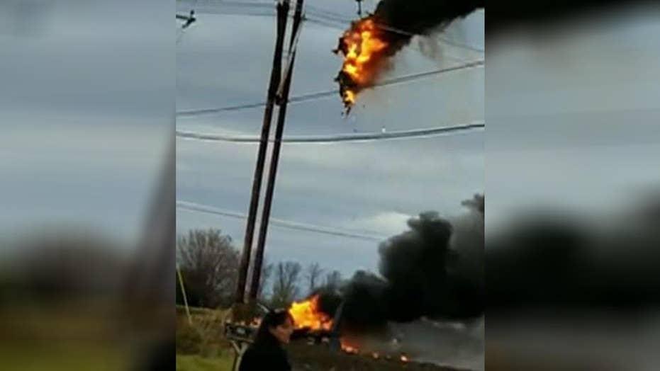 2 dead, 2 alive after helicopter crash