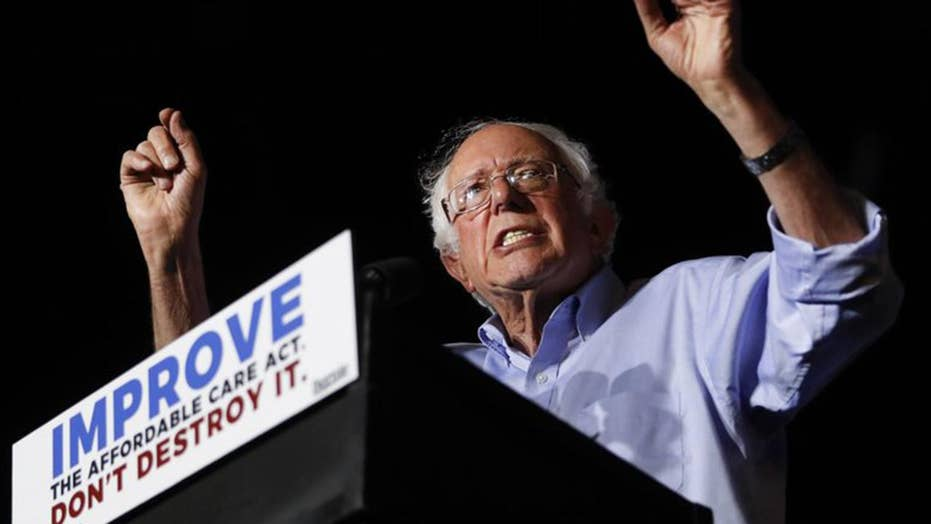 Single-payer system gaining favor among Democrats