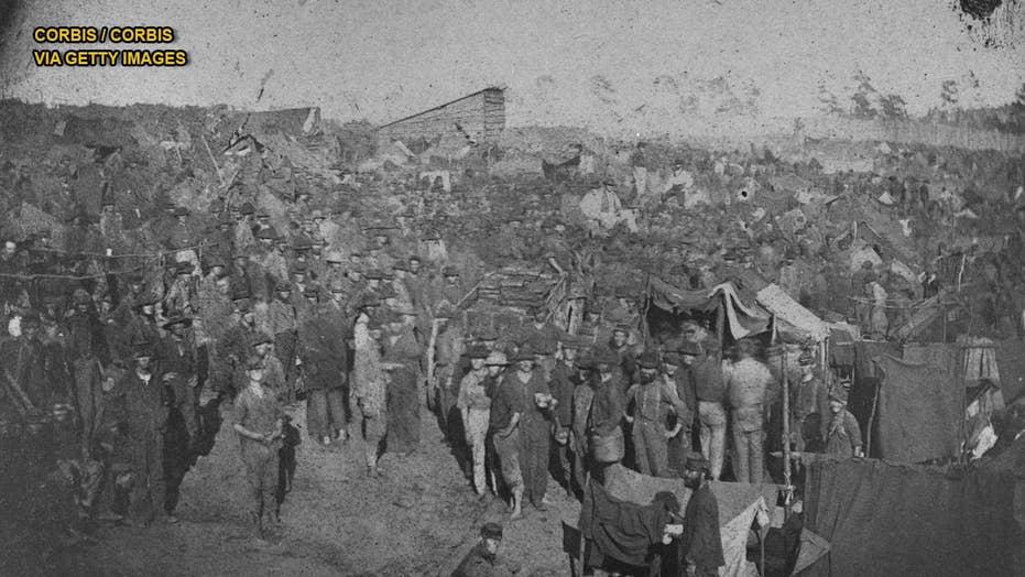 Study: Civil War POWs' trauma shortened their sons' lifespans