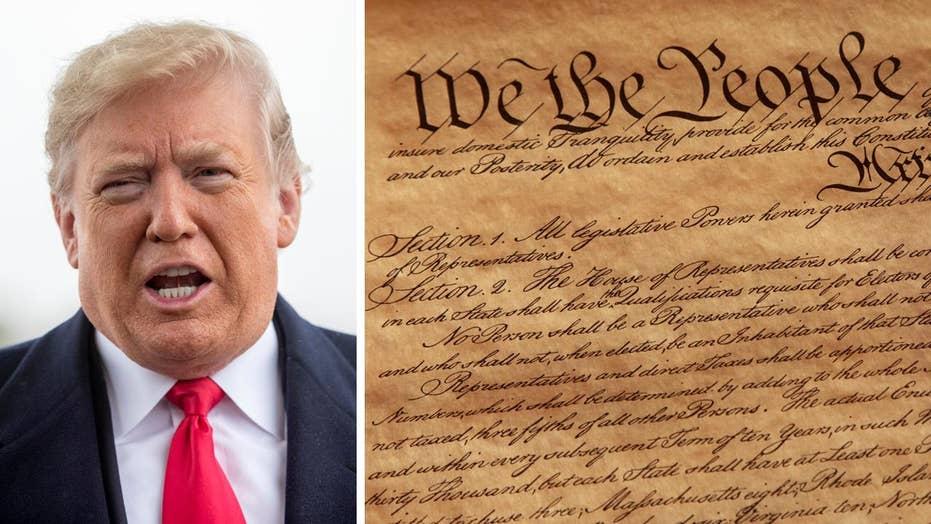 Napolitano: Birthright citizenship and the 14th Amendment