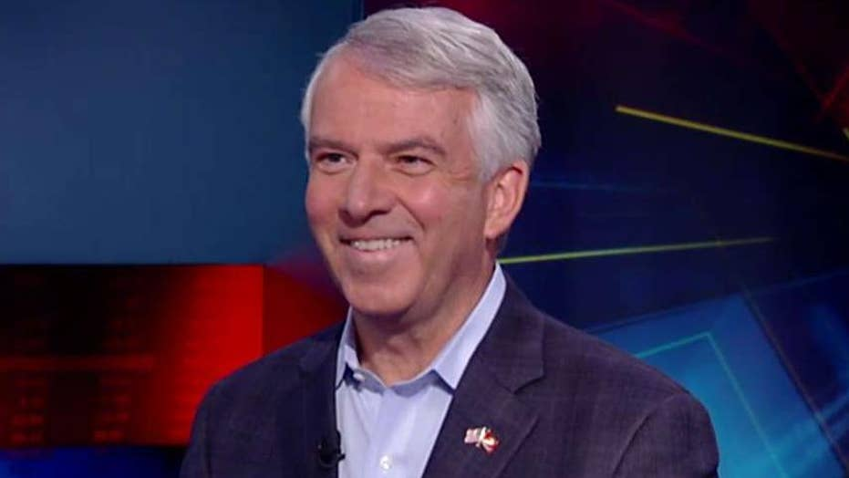 New Jersey GOP Senate candidate Hugin: It's time for change