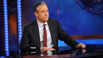 Jon Stewart calls Trump a 'giant turd asteroid,' says he's glad he's out of the 'turd business'