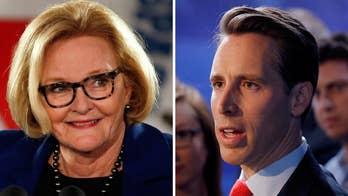 Polls have Missouri Senate race in dead heat