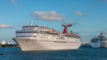 Three Carnival Cruise Line passengers sue for injuries after viral ship tilt