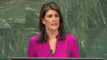 Haley fires back as UN condemns Cuba embargo: 'We won't back down'
