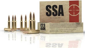 Army sets sights on bigger, bolder, harder hitting bullets