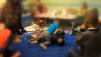 Daycare accused of running toddler 'fight club'