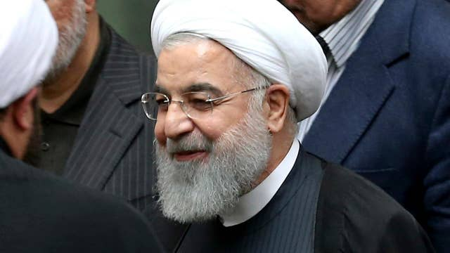White House targeting Iran's economy with new sanctions
