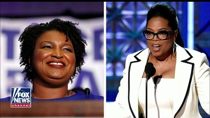 Oprah set to campaign for Stacey Abrams in Georgia.