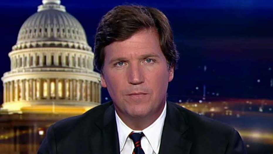 Tucker: Media push narrative that caravan is not a threat