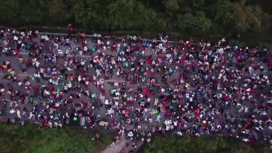 Can Mexico and the US cooperate to stop migrant caravans?