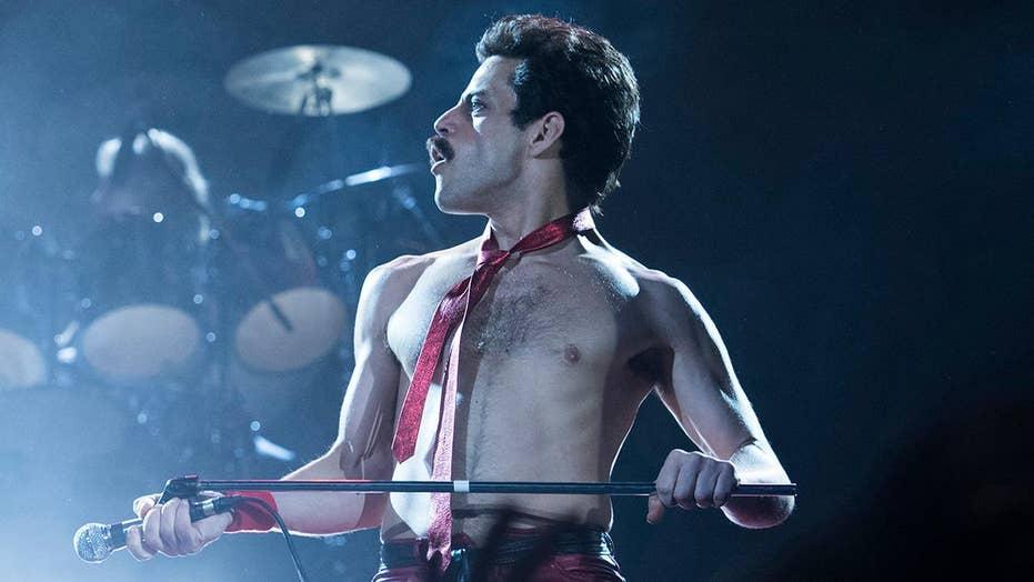 Rami Malek channels Freddie Mercury in 'Bohemian Rhapsody'