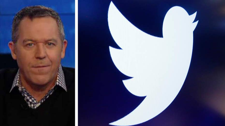 Gutfeld on Twitter changing their 'like' button