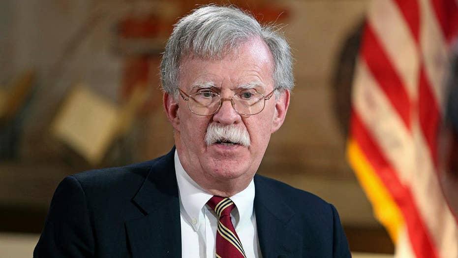 Bolton warns leaders of Cuba, Nicaragua and Venezuela