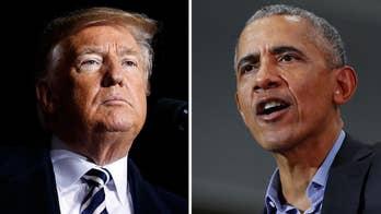 Obama, Trump make final midterm push in Florida
