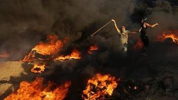 Progress in talks to reduce violence on Israel-Gaza border
