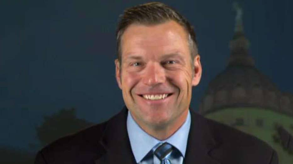 CNN analyst accuses Kobach of racism for backing voter ID