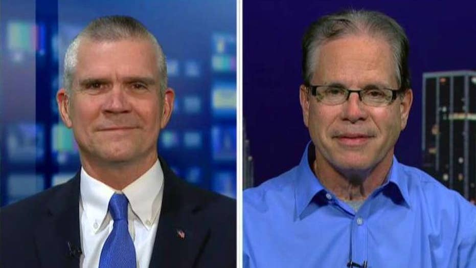 Braun, Rosendale work to unseat Democrats Donnelly, Tester