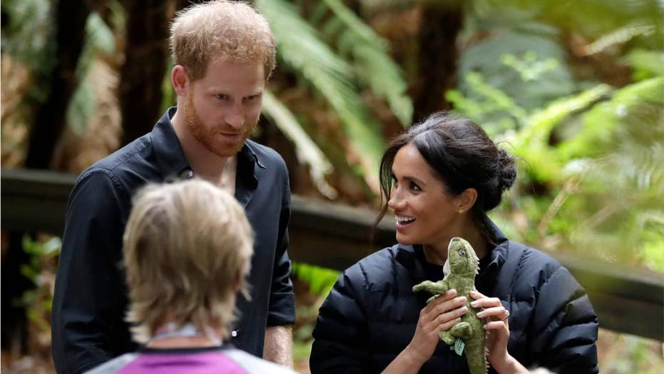 7 times Prince Harry and Meghan Markle strayed from tradition