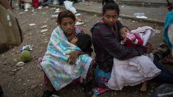 How to handle the migrant caravan going forward
