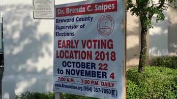What are voters responding to in Florida?