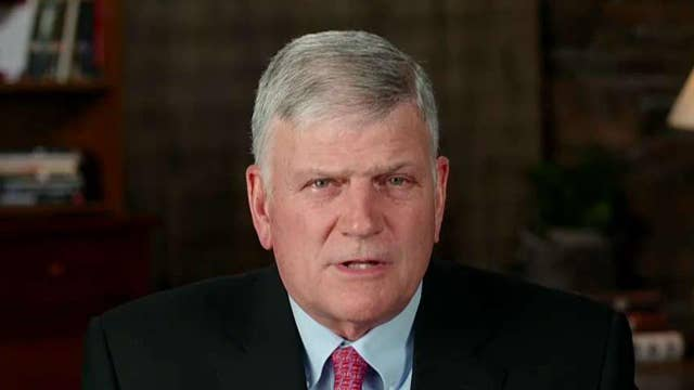 Rev. Franklin Graham on the importance of the midterms