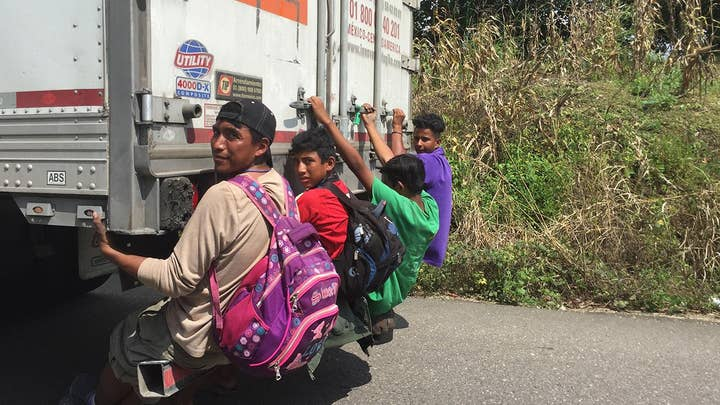 Friends and family of the caravan ban together to help each other