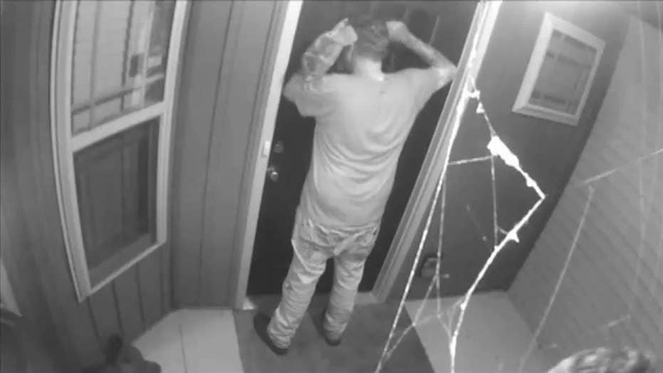 South Carolina mom shoots home intruder