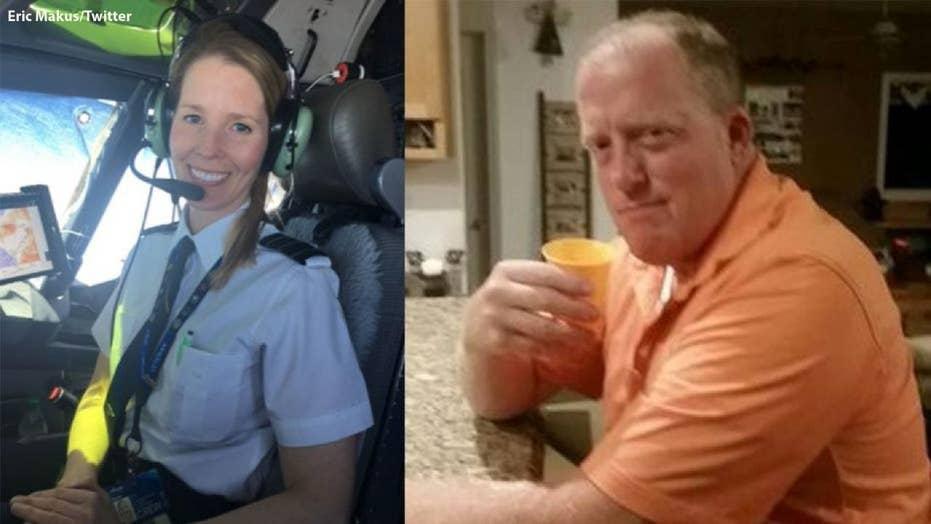 Alaska Airlines pilot accused of rape sues amid 'false #MeToo claims'