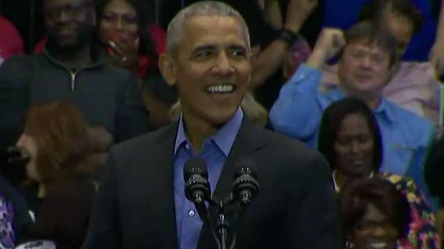 Obama: Character of our country is on the ballot