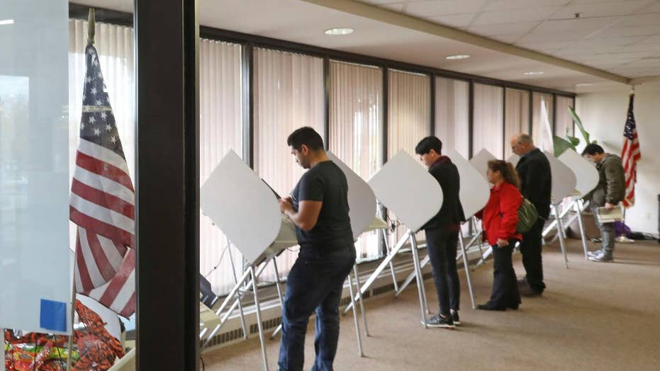 North Carolina voters to decide on photo ID requirement