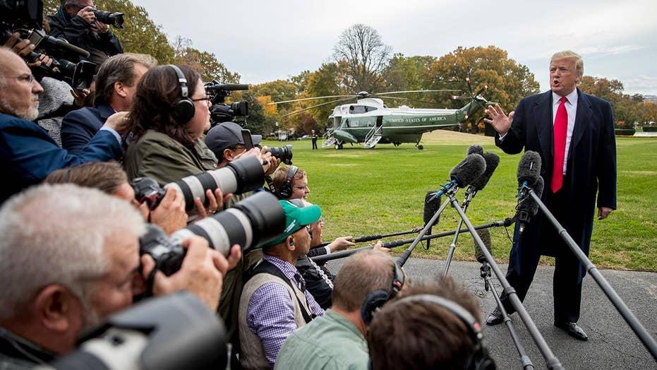 Public blames media, Trump for violence