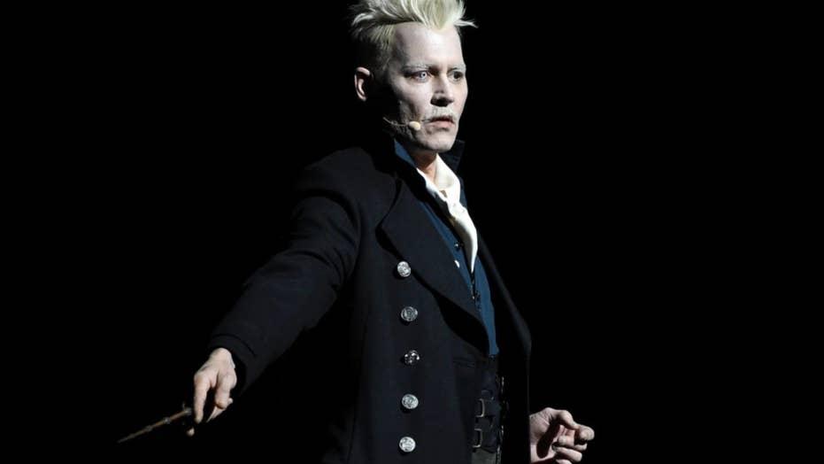 Johnny Depp's new villain similar to President Trump?