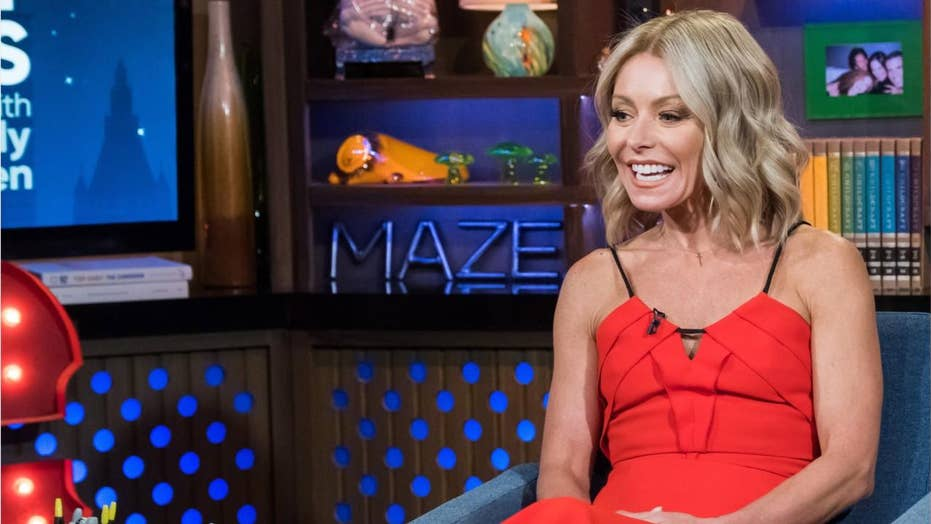 Kelly Ripa dubbed 'Clap back queen of Instagram'