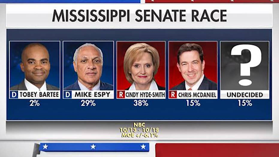 Democrats could flip Mississippi with high voter turnout